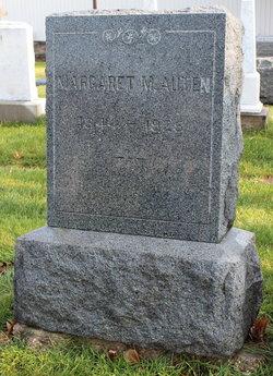 Margaret Maria Auten