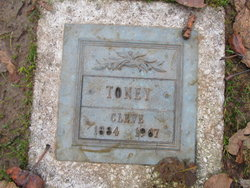 Cleve Toney