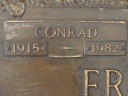 Conrad Connie Freauff