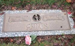 Neva Bessie <i>Gentry</i> Amos