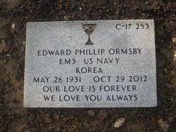 Edward Phillip Ormsby