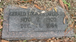 Gerald Edgar Staples, Sr