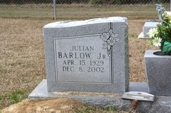 Julian Barlow, Jr