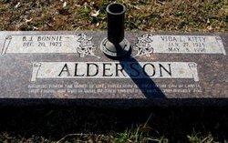 B J Bonnie Alderson
