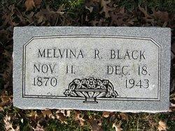 Melvina R Black