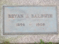 Bryan J. Baldwin