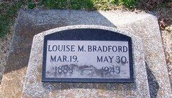 Louise Lula <i>Marble</i> Bradford