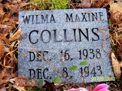 Wilma Maxine Collins