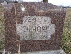 Pearl M DeMore