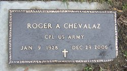 Corp Roger A Chevalaz