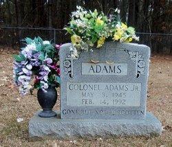 Colonel Adams, Jr