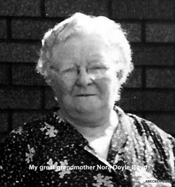 Nora Marie <i>Doyle</i> Boyd