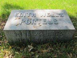 Edith Sarah <i>Wells</i> Porteus