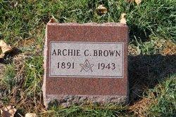 Archie C Brown