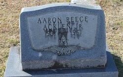 Aaron Reece Acklen, Jr