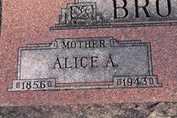 Alice Ann Brown