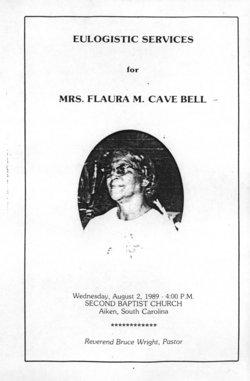 Flaura M <i>Cave</i> Bell