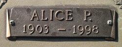 Alice Inez <i>Power</i> Bruce