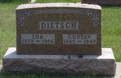Ida L <i>Scherf</i> Dietsch