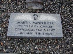 Martin Vann Rich