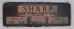 Veryl Edward Sharp