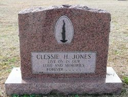Clessie H Jones