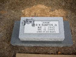 Royal Wilford Junior Hampton, Jr