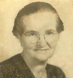 Maude E <i>Burgess</i> White