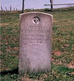 Rev Thomas Cunningham