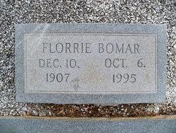 Florrie <i>Bomar</i> Gibson