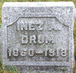 Inez A. <i>Bridenstine</i> Markle-Drum-Frank
