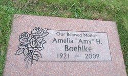 Amelia H. Amy <i>Herrmann</i> Boehlke