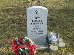Roy Robert Bob Bennett, Sr