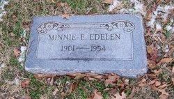 Minnie E. Edelen