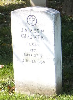 James Paul Glover