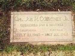 Corp Joe Ray Courtney