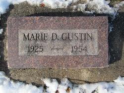 Dorothy Marie <i>McBride</i> Gustin