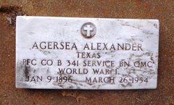 Agersea Alexander