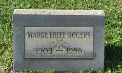 Marguerite Rogers