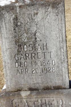Josiah Garrett