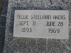 Nellie Beryl <i>Steelman</i> Akers
