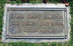 Earl G Boehm