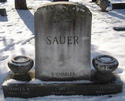 Charles August Sauer