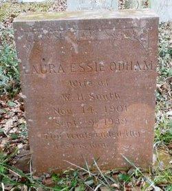 Laura Essie <i>Odum</i> Smith