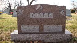 Kattie Mae <i>Ruddell</i> Cobb