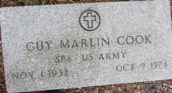Guy Marlin Cook