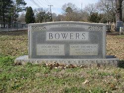 Edgar Paul Bowers