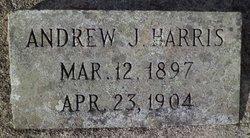 Andrew Jackson Harris