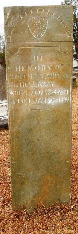 Martha Emily <i>Pritchard</i> Hollaway