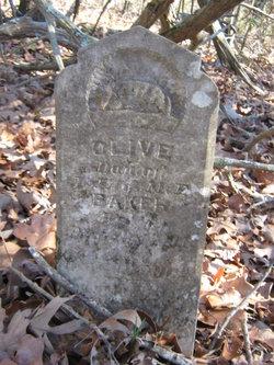 Olive Baker